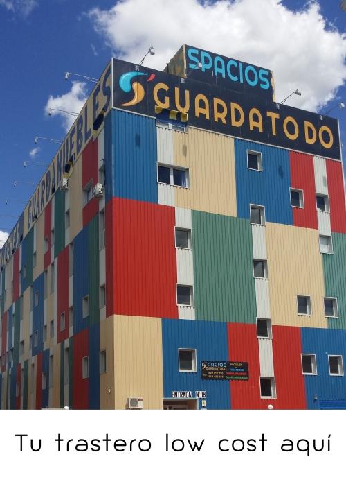 Trasteros low cost en Madrid